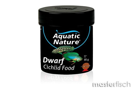 DWARF CICHLID FOOD 190 ml / 85 g
