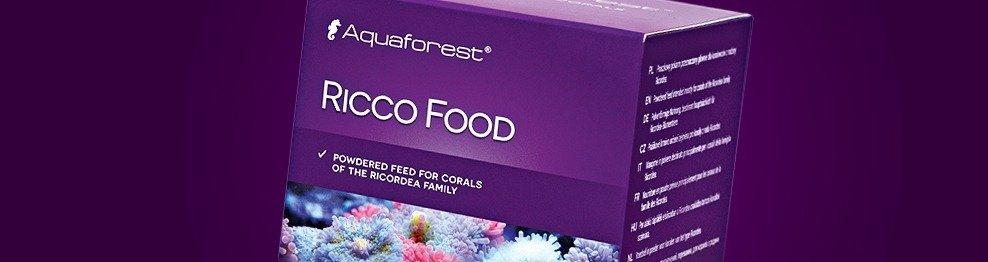 Suplementos y alimento para coral